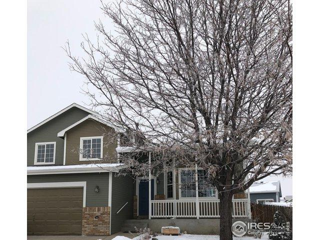 3004 43rd Ave, Greeley, CO 80634 (MLS #872832) :: Kittle Real Estate