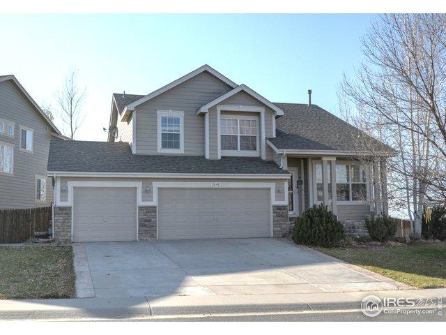 2448 Rouen Ln, Johnstown, CO 80534 (MLS #872853) :: The Lamperes Team