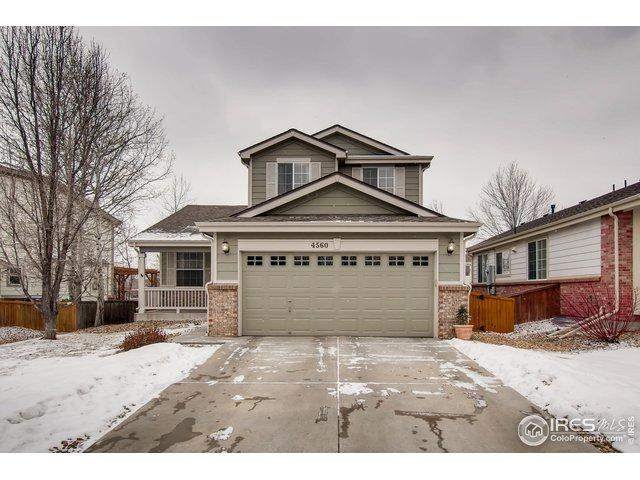 4560 Nelson Dr, Broomfield, CO 80023 (MLS #872859) :: The Lamperes Team