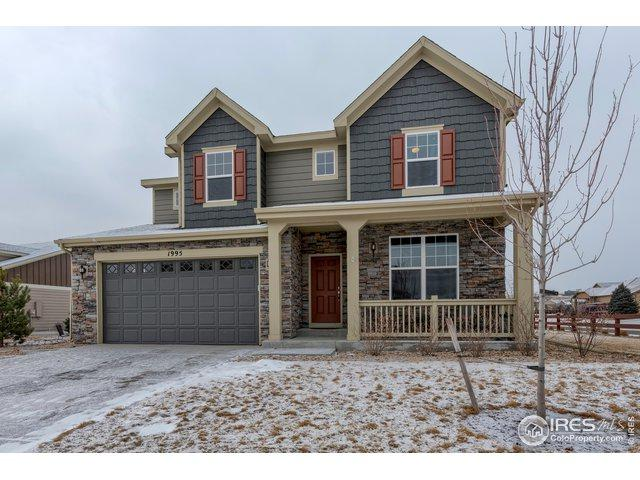 1995 Barbados Ct, Windsor, CO 80550 (MLS #872867) :: Kittle Real Estate