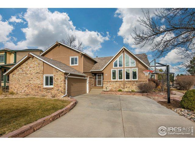 97 E 14th Pl, Broomfield, CO 80020 (MLS #872889) :: The Lamperes Team