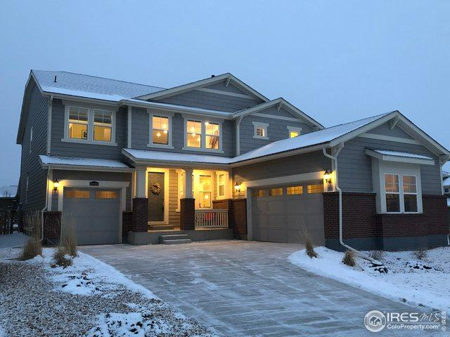 18640 W 85 Dr, Arvada, CO 80007 (#872902) :: The Griffith Home Team