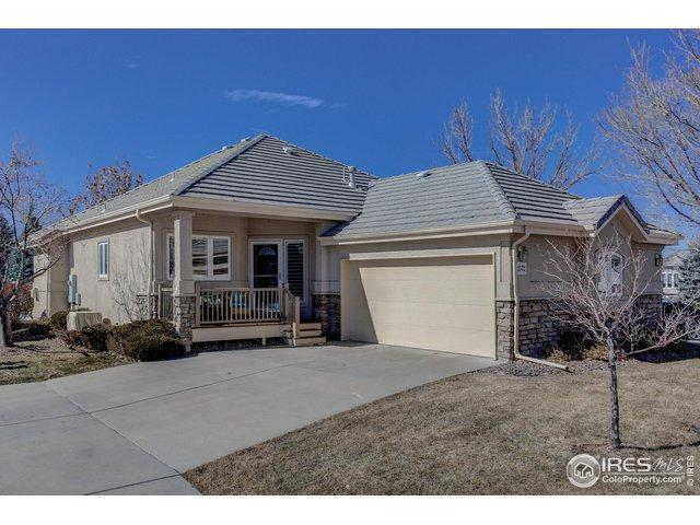 2572 W 107th Pl, Westminster, CO 80234 (MLS #872906) :: The Lamperes Team