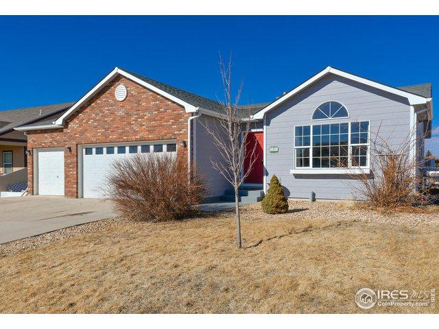 101 Larkspur St, Ault, CO 80610 (MLS #872925) :: Kittle Real Estate