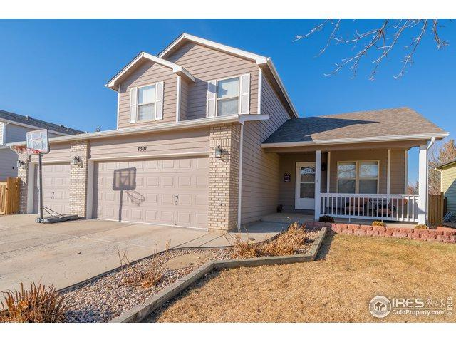 7307 W 20th St Ln, Greeley, CO 80634 (MLS #872938) :: Kittle Real Estate