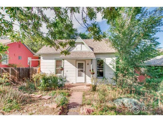 625 University Ave, Boulder, CO 80302 (MLS #872943) :: JROC Properties
