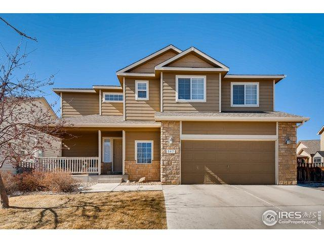 547 Draw St, Lochbuie, CO 80603 (#872966) :: The Griffith Home Team