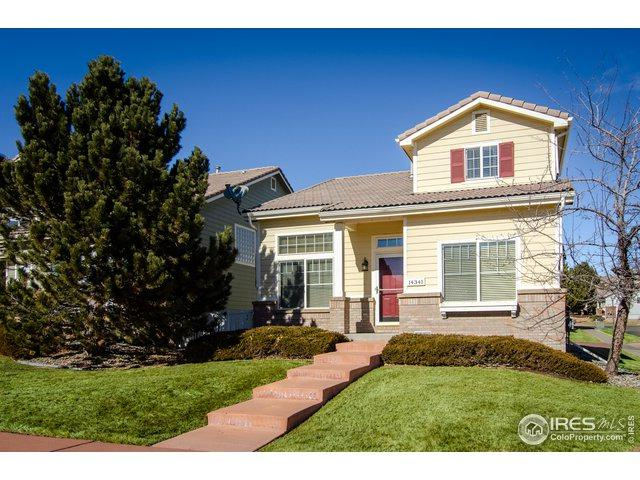 14341 Cottage Way, Broomfield, CO 80023 (MLS #872987) :: The Lamperes Team