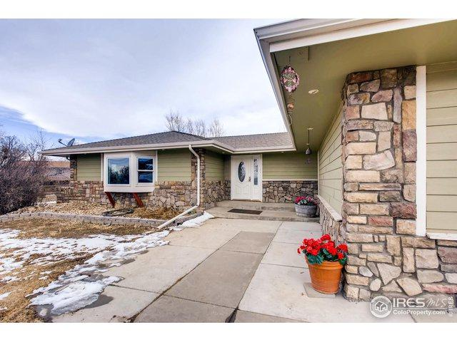 5111 Yucca Ct, Johnstown, CO 80534 (MLS #872988) :: The Lamperes Team