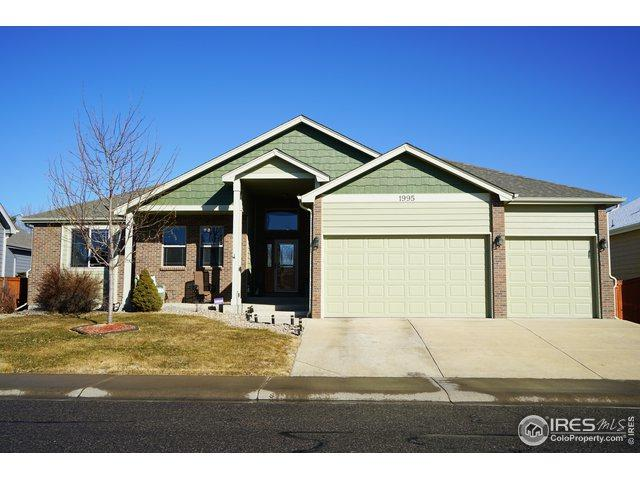 1995 Alabama St, Loveland, CO 80538 (MLS #872990) :: The Lamperes Team