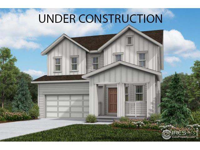 4549 N Bend Way, Firestone, CO 80504 (MLS #873002) :: Kittle Real Estate