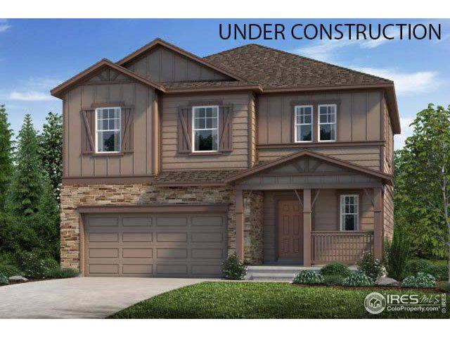 2879 Cub Lake Dr, Loveland, CO 80538 (MLS #873010) :: The Lamperes Team