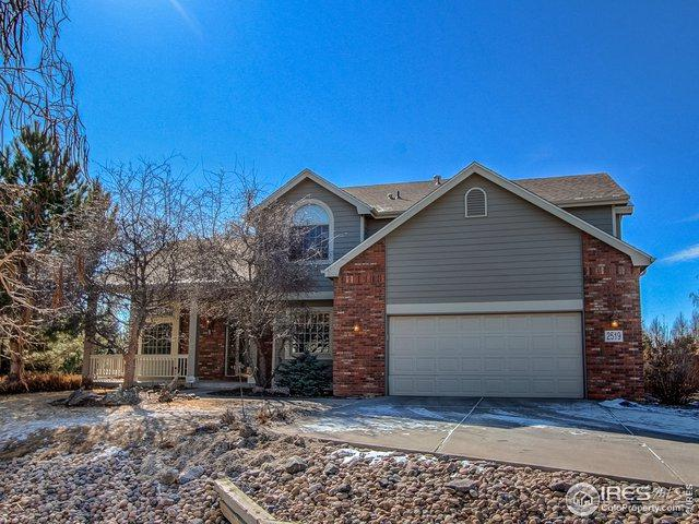 2519 Pine Needle Ct, Fort Collins, CO 80528 (MLS #873011) :: The Lamperes Team
