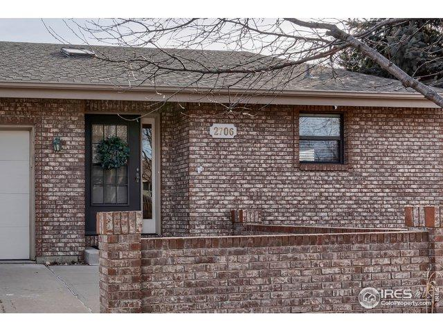 2706 Canterbury Dr, Fort Collins, CO 80526 (MLS #873033) :: The Lamperes Team