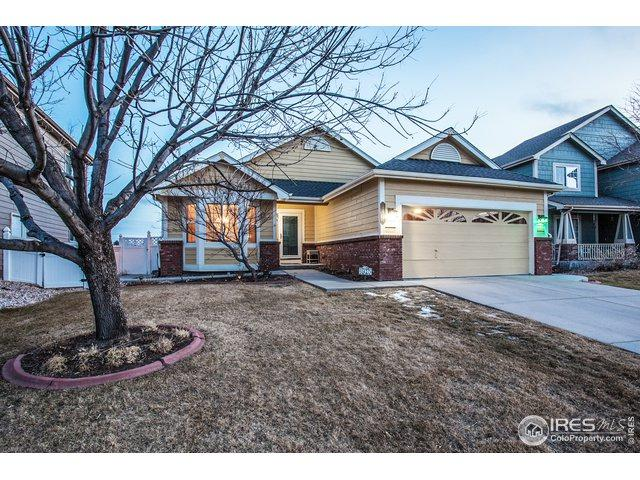 1427 Reeves Dr, Fort Collins, CO 80526 (MLS #873034) :: The Lamperes Team