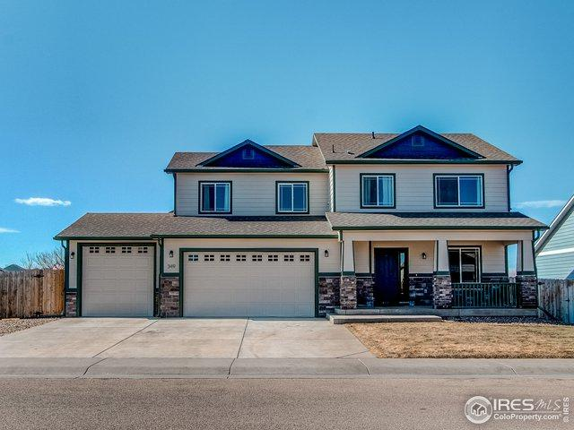 349 Sunset Dr, La Salle, CO 80645 (MLS #873046) :: 8z Real Estate