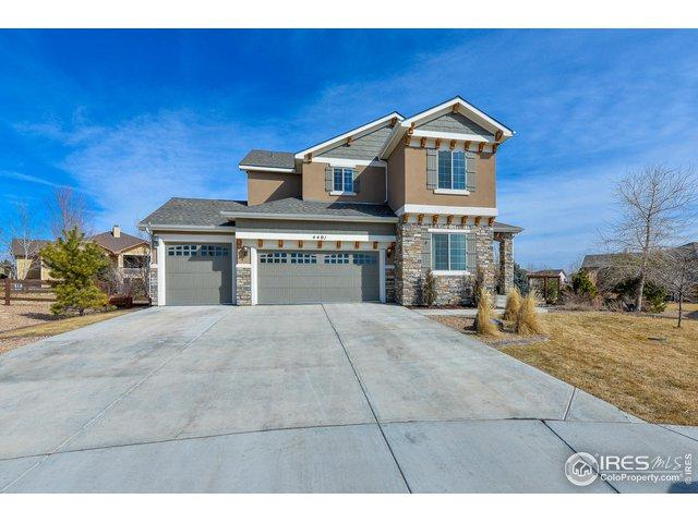 4401 Sorrel Ct, Johnstown, CO 80534 (MLS #873057) :: The Lamperes Team