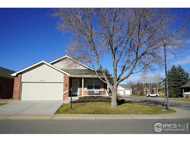 2463 Waverly Dr, Loveland, CO 80538 (MLS #873060) :: The Lamperes Team