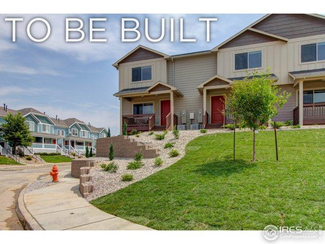 3660 25th St #803, Greeley, CO 80634 (#873066) :: The Peak Properties Group