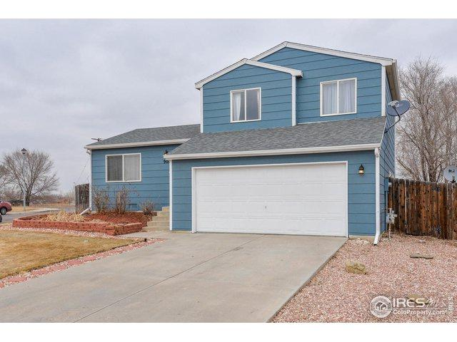 901 E 24th St Rd, Greeley, CO 80631 (#873070) :: The Peak Properties Group