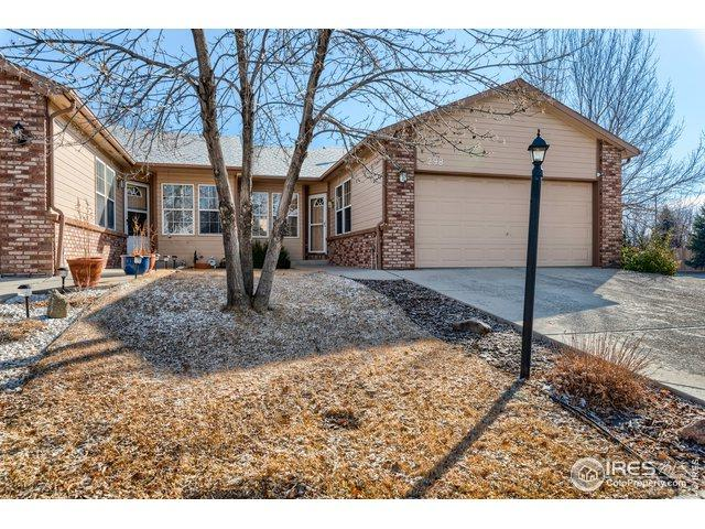 298 Morgan Dr, Loveland, CO 80537 (MLS #873073) :: The Lamperes Team