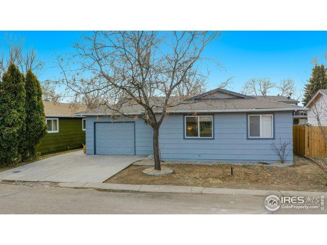 631 Countryside Dr, Fort Collins, CO 80524 (MLS #873079) :: The Lamperes Team