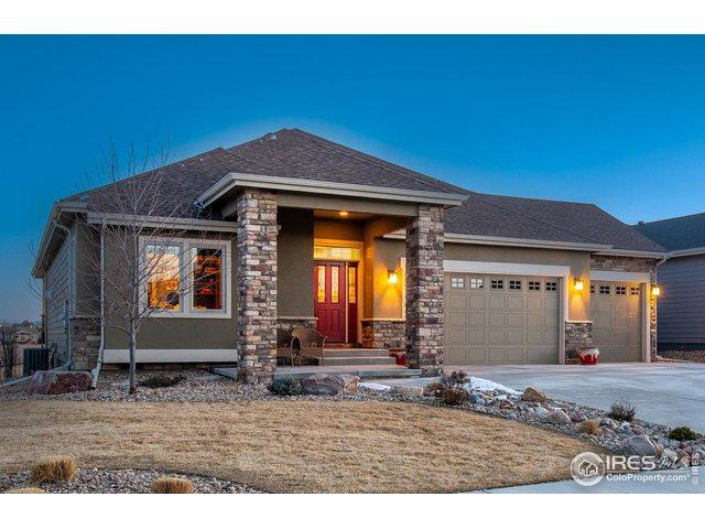 5856 Crooked Stick Dr, Windsor, CO 80550 (MLS #873080) :: The Lamperes Team