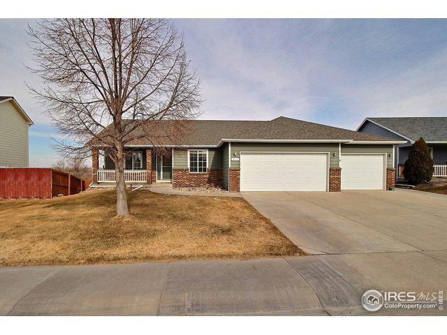 317 Sunset Dr, La Salle, CO 80645 (MLS #873081) :: 8z Real Estate