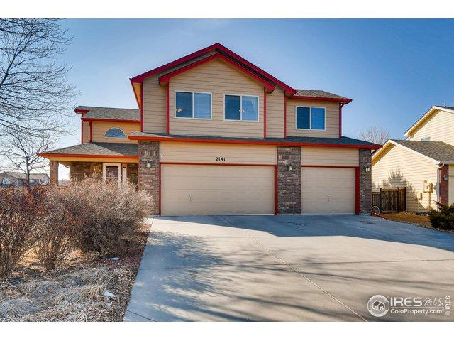 2141 72nd Ave Ct, Greeley, CO 80634 (MLS #873105) :: 8z Real Estate