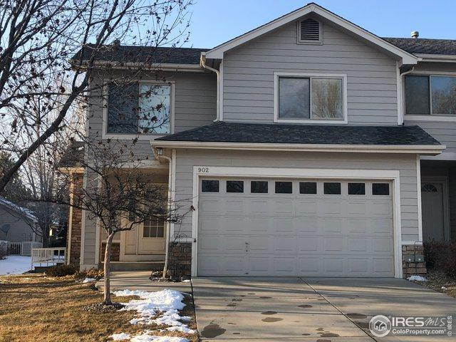 902 Hover Ridge Cir #18, Longmont, CO 80501 (MLS #873132) :: J2 Real Estate Group at Remax Alliance