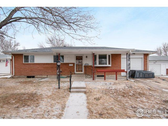 1721 27th St, Greeley, CO 80631 (#873133) :: The Peak Properties Group