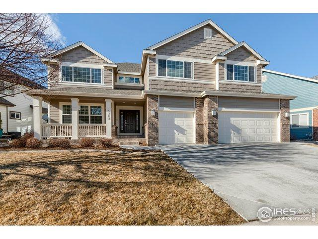 5314 Moonlight Bay Dr, Windsor, CO 80528 (MLS #873142) :: Kittle Real Estate