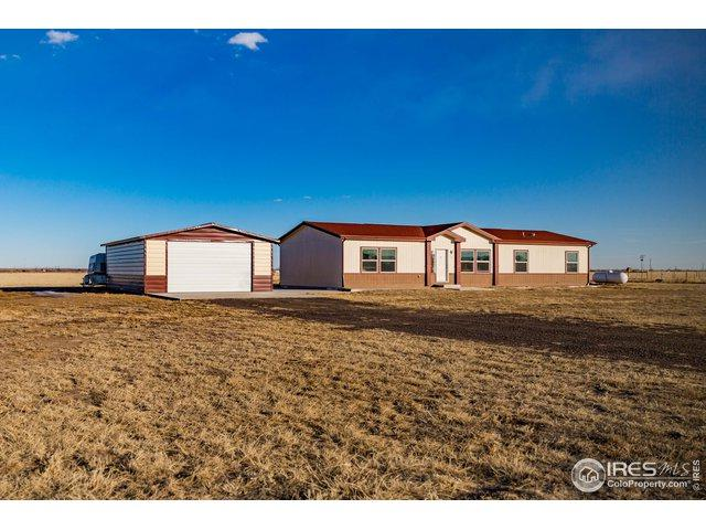 17 E Ranch Rd, Wiggins, CO 80654 (MLS #873143) :: 8z Real Estate