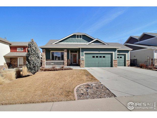 2244 73rd Ave, Greeley, CO 80634 (MLS #873186) :: Kittle Real Estate