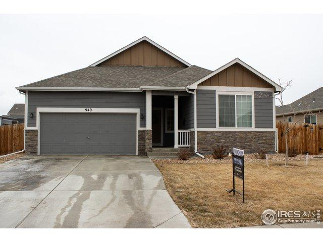 949 W Union Ave, La Salle, CO 80645 (MLS #873251) :: June's Team