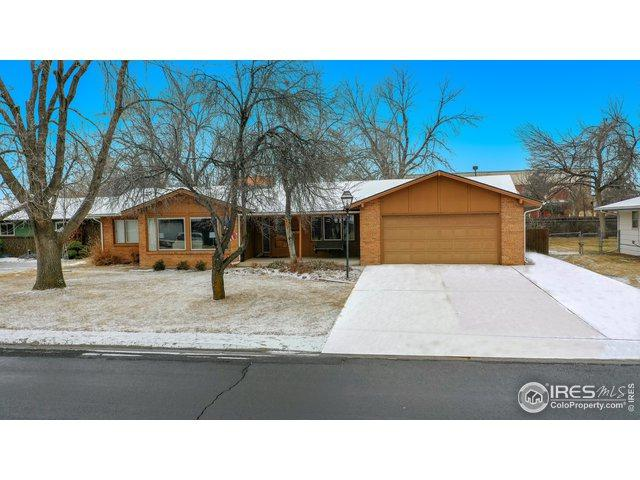 2613 Harvard St, Fort Collins, CO 80525 (MLS #873254) :: Downtown Real Estate Partners