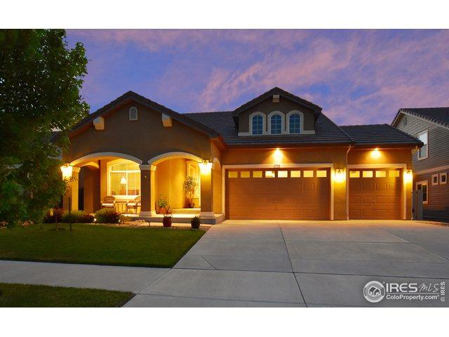 3708 Woodhaven Ln, Johnstown, CO 80534 (MLS #873283) :: Kittle Real Estate