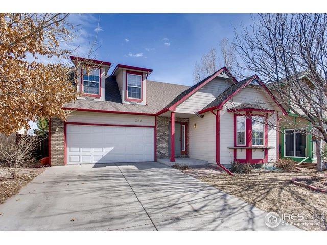 328 Lark Bunting Ave, Loveland, CO 80537 (MLS #873286) :: 8z Real Estate