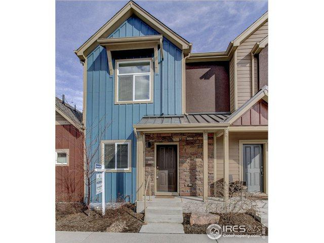 1320 Kestrel Ln J, Longmont, CO 80501 (#873292) :: James Crocker Team