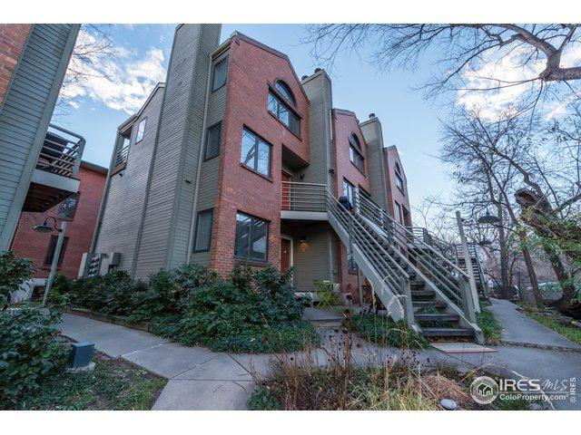 1634 17th St #11, Boulder, CO 80302 (MLS #873330) :: Bliss Realty Group