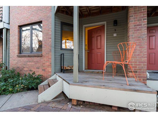 1634 17th St #9, Boulder, CO 80302 (MLS #873340) :: Bliss Realty Group