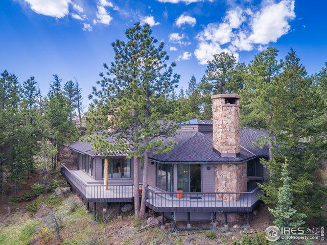 750 Fox Acres Dr, Red Feather Lakes, CO 80545 (MLS #873397) :: Kittle Real Estate