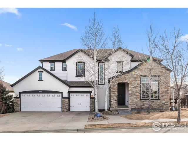 2869 Eagle Dr, Erie, CO 80516 (MLS #873414) :: J2 Real Estate Group at Remax Alliance