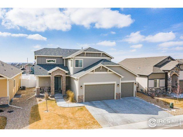 608 Vermilion Peak Dr, Windsor, CO 80550 (MLS #873437) :: Kittle Real Estate