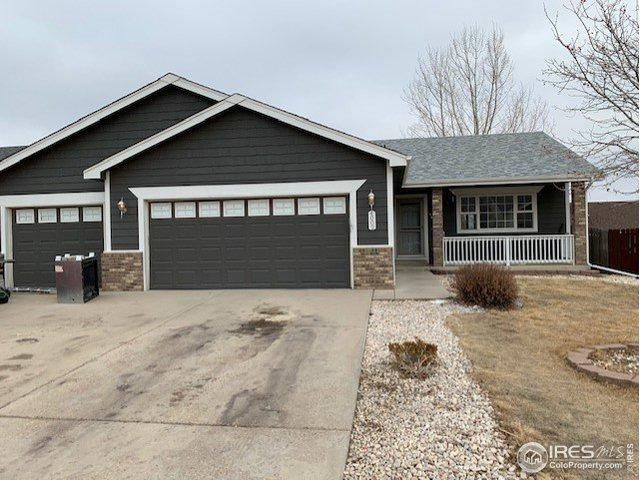 4002 28th Ave, Evans, CO 80620 (MLS #873441) :: J2 Real Estate Group at Remax Alliance