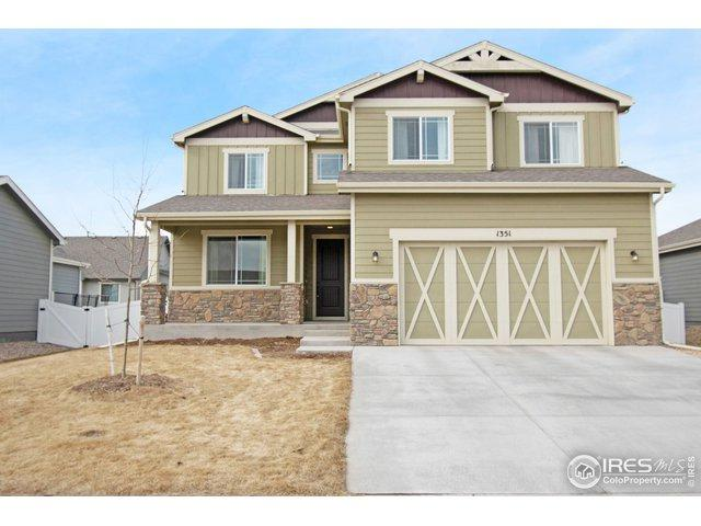 1351 Frontier Ct, Eaton, CO 80615 (MLS #873453) :: Kittle Real Estate