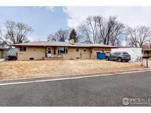 1611 Agate Ct, Loveland, CO 80538 (MLS #873457) :: Bliss Realty Group