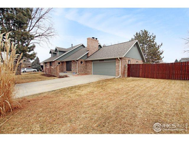 2424 27th Ave Pl, Greeley, CO 80634 (MLS #873506) :: 8z Real Estate