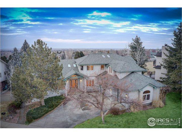 2210 Tamarron Ln, Lafayette, CO 80026 (#873515) :: James Crocker Team