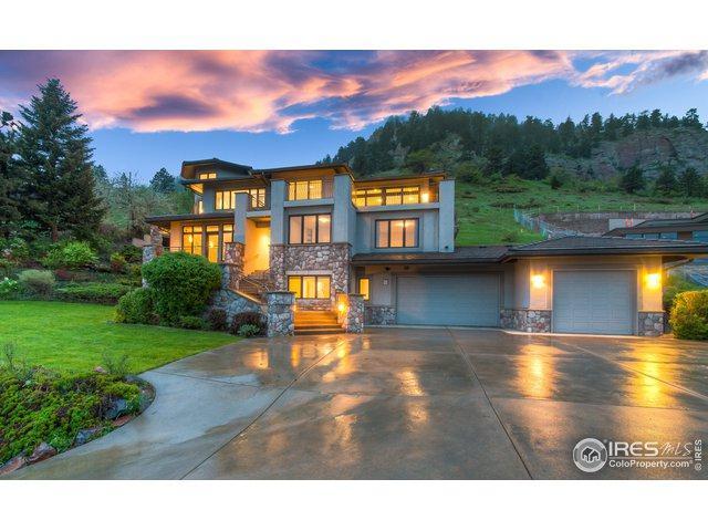815 Circle Dr, Boulder, CO 80302 (MLS #873523) :: 8z Real Estate